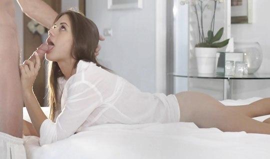Идеальный секс с красивой девушкой в высоком качестве